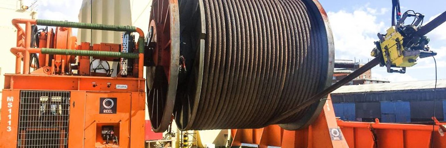 Wire Rope Spooling and MRT Inspection