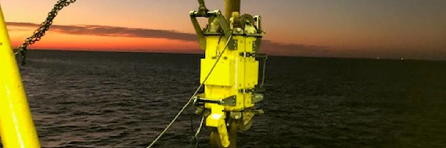 Subsea Crane Hoist Rope MRT Inspection